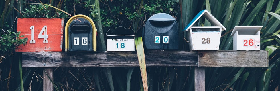 vaste contracten Sandd postbezorgers