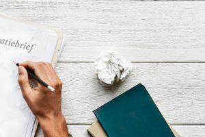 10 tips sollicitatiebrief schrijven
