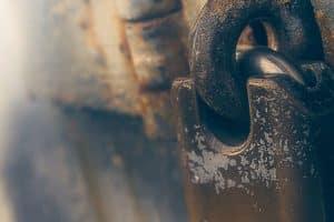 slot-deur